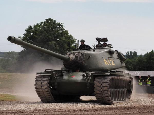 Czołg ciężki M103 współcześnie