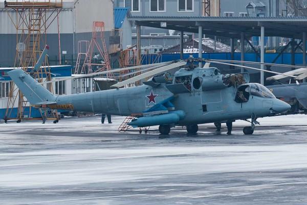 Mi-24 LL-PSW
