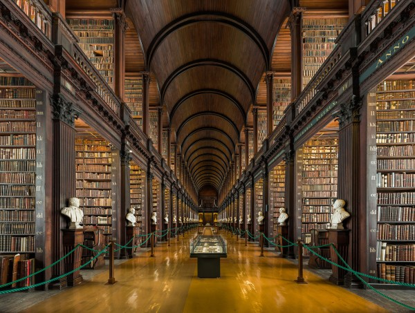 The Long Room (fot. David Iliff)