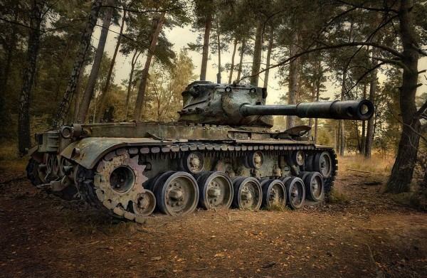 M47 Patton (fot. DARKstyle Pictures)