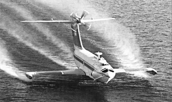 Ekranoplan A-90 Orlik