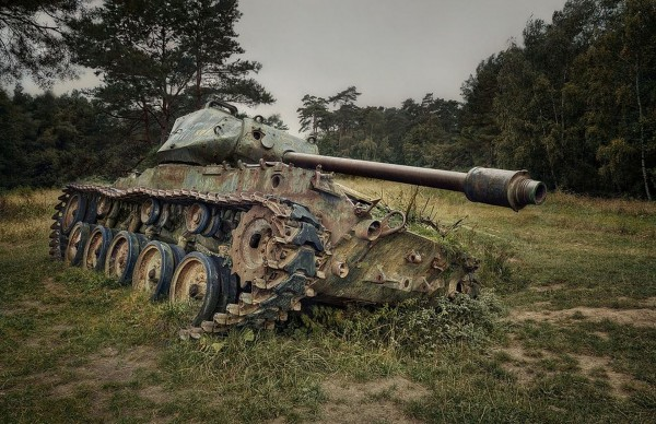 M41 Walker Bulldog (fot. DARKstyle Pictures)