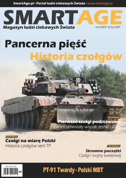 Koncepcyjna okładka magazynu SmartAge