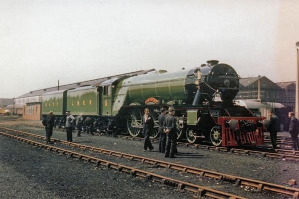 Lokomotywa LNER Class A3 Flying Scotsman