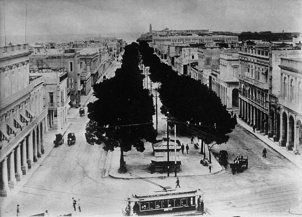 Hawana w 1911 roku