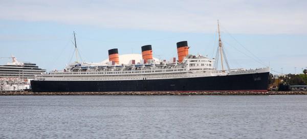 Queen Mary współcześnie