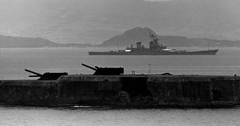 Fort Drum - betonowy pancernik