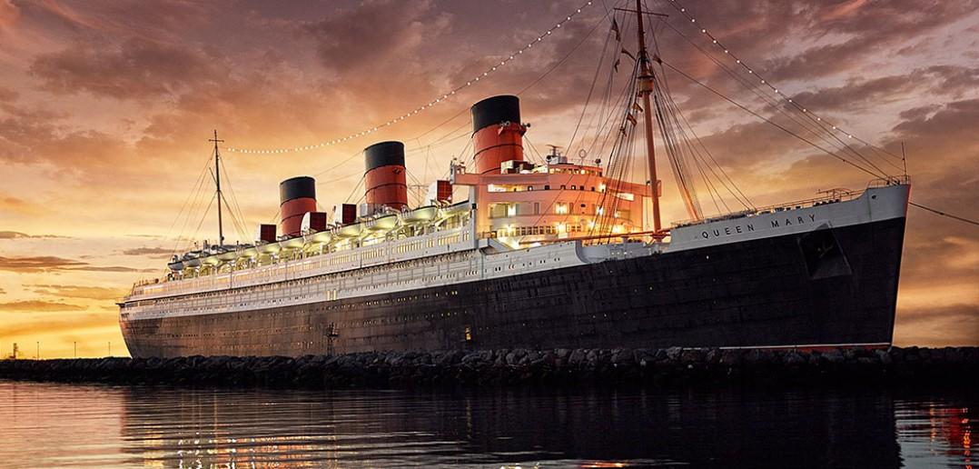 Brytyjskie królowe mórz - Queen Mary i Queen Elizabeth