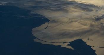 Polska w obiektywie z kosmosu - zdjęcia