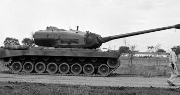 Pancerne monstra - czołgi ciężkie T29, T30, T32 i T34