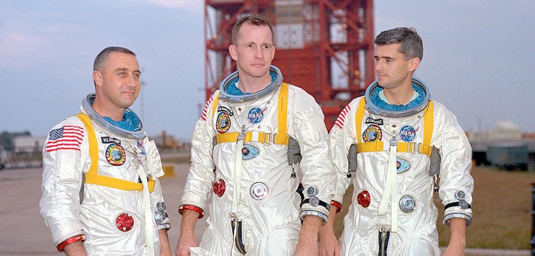 Apollo 1 - tragiczny początek programu Apollo