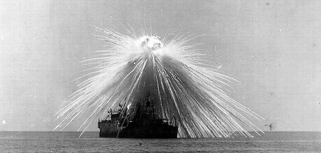 Billy Mitchell i jego samoloty przeciw okrętom