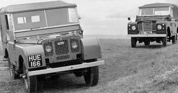 Land Rover Defender - motoryzacyjna legenda