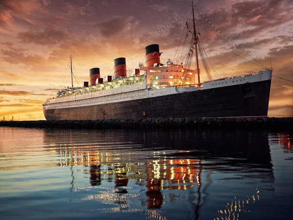 Queen Mary (fot. nieznany)
