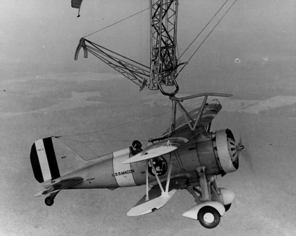 Curtiss F9C Sparrowhawk