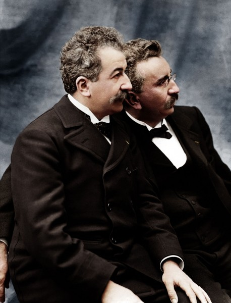 Bracia Auguste i Louis Lumiere