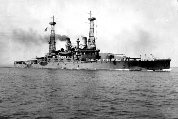 USS South Carolina