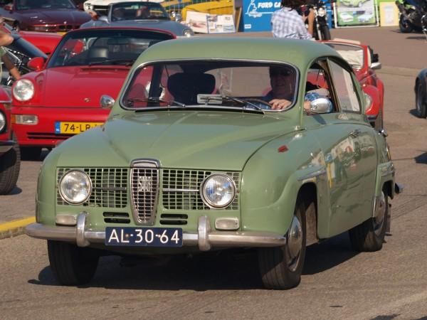 Saab 96 V4 (fot Alfvan Beem)