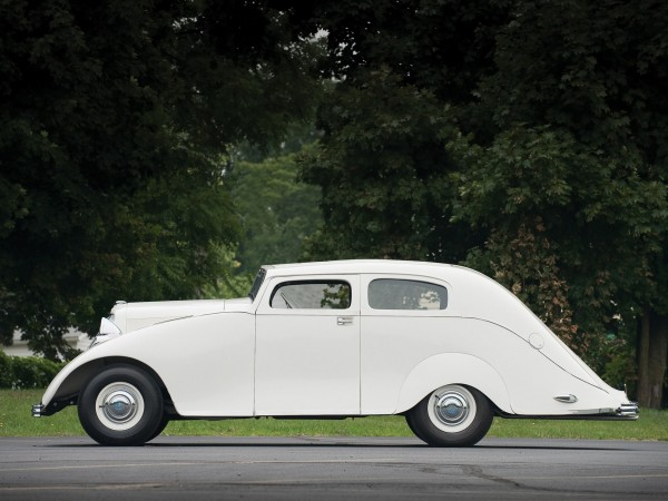 1932 Bergholt Streamline (fot. Darin Schnabel/Courtesy of RM Auctions)