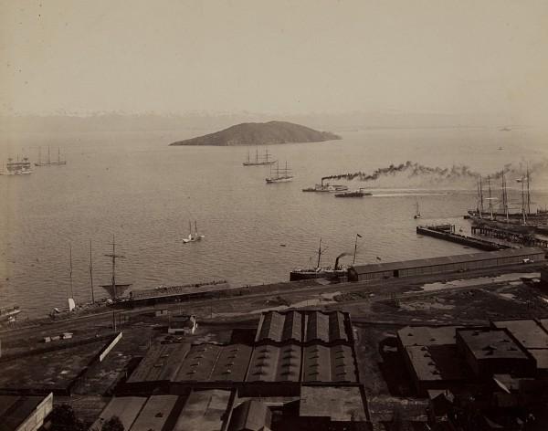 Yerba Buena Island - San Francisco 1880