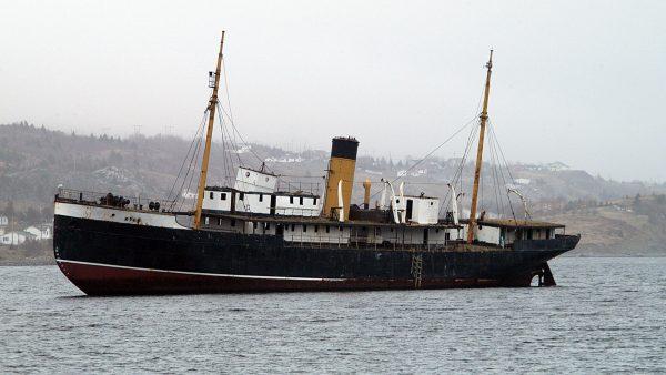 SS Kyle (fot Joanna Poe/Flickr.com)