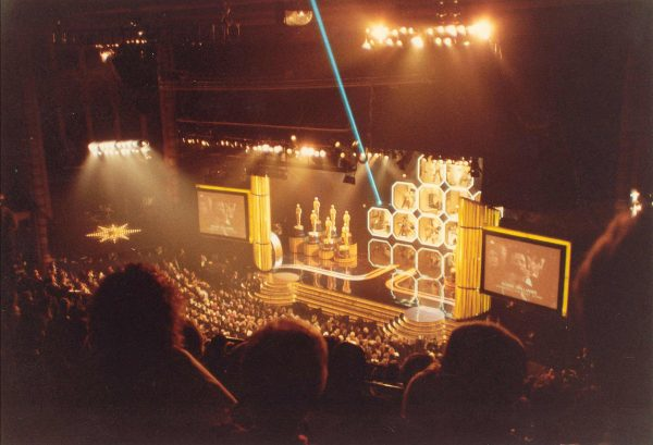 Ceremonia Oscarów z 1988 roku (fot. Alan Light)