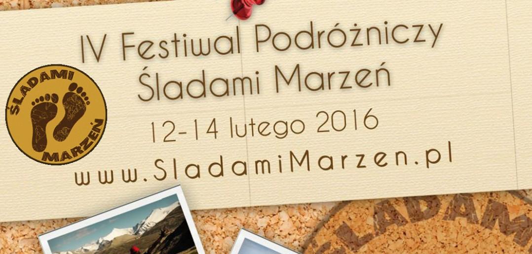 IV Festiwal Podróżniczy Śladami Marzeń pod patronatem SmartAge.pl