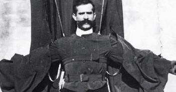 Franz Reichelt i jego tragiczny skok z Wieży Eiffla