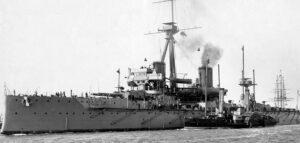 HMS Dreadnought - pancernik który zmienił świat