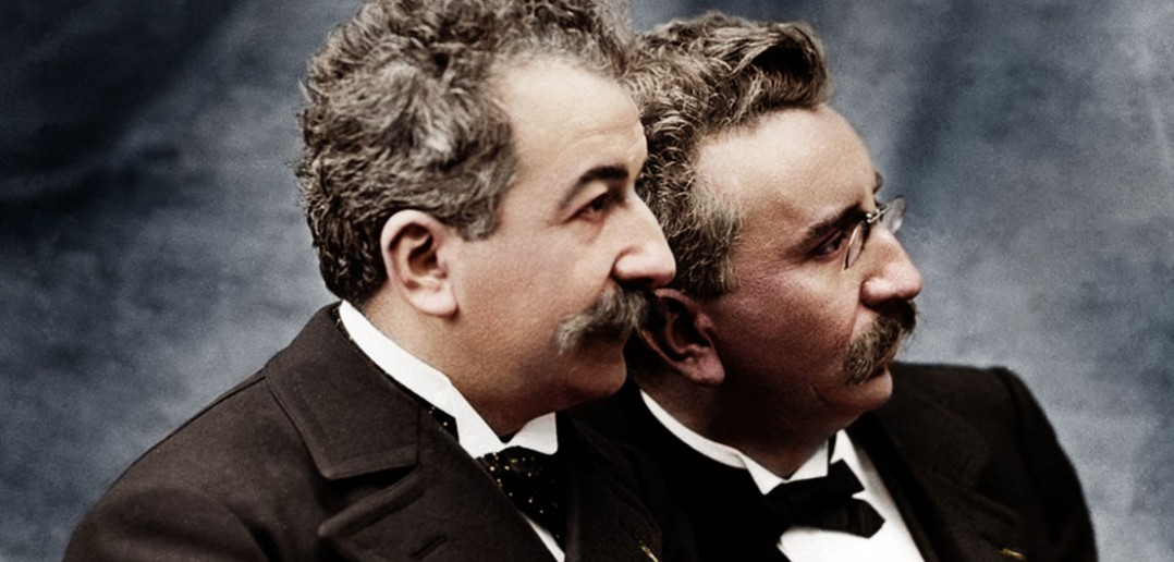 Bracia Lumiere i kinematograf