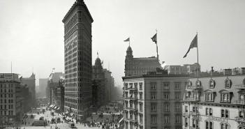 Flatiron Building - symbol Nowego Jorku