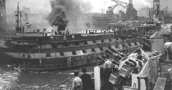 HMS Implacable - XVIII-wieczny żaglowiec zatopiony z honorami