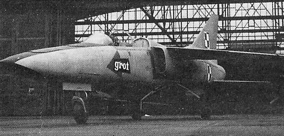 Zapomniany TS-16 Grot
