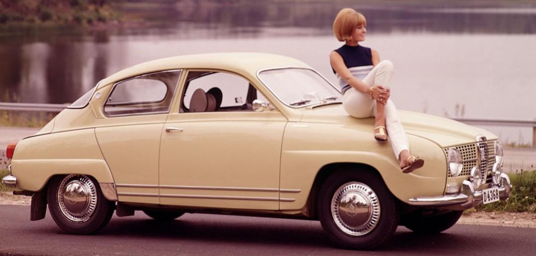 Saab 96 - najdłużej produkowany Saab