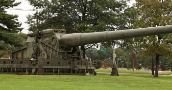 Ostatnie działo nadbrzeżne 16 inch M1919