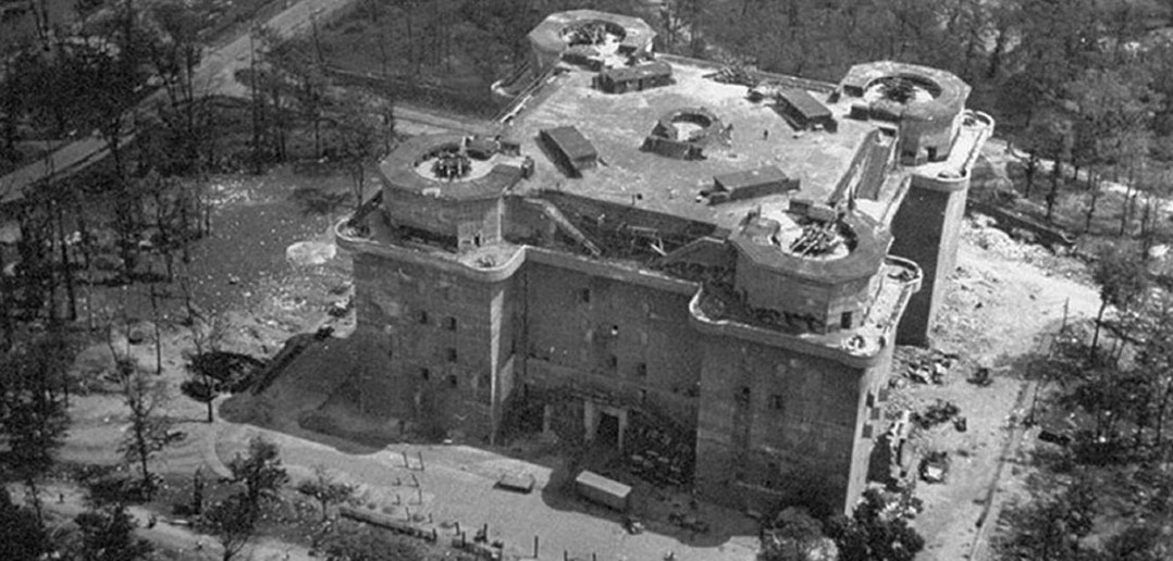 Flakturme - niemieckie wieże przeciwlotnicze