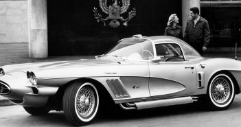 Chevrolet Corvette XP-700 (1958)