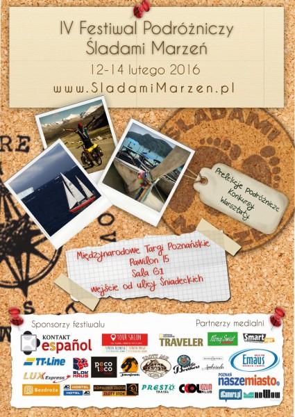 IV Festiwal Podróżniczy Śladami Marzeń