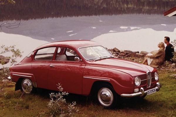 Saab 96 model 1967