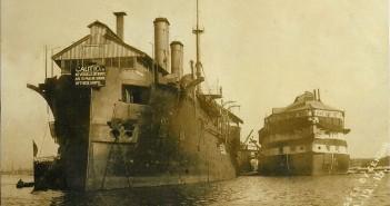HMS Fisgard w 1915 roku