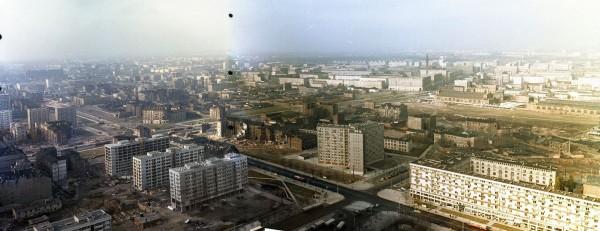 Panorama z kilku wcześniejszych zdjęć (fot. Naga Gyula/fortepan.hu)