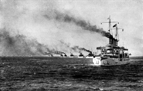 USS Connecticut i Great White Fleet