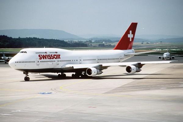 Boeing 747-357 Jumbo-Jet