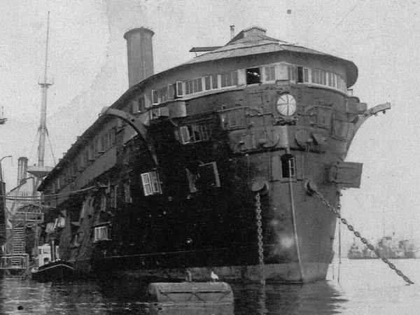 HMS Fisgard