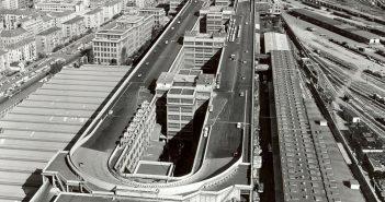 Niesamowita fabryka Fiata Lingotto