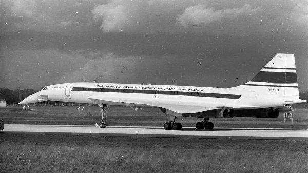 Concorde (fot. Wikimedia Commons)