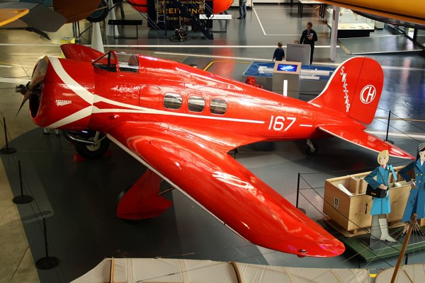 Odrestaurowany Lockheed Orion