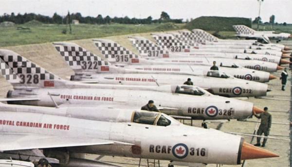 Kanadyjskie MiG-i-21