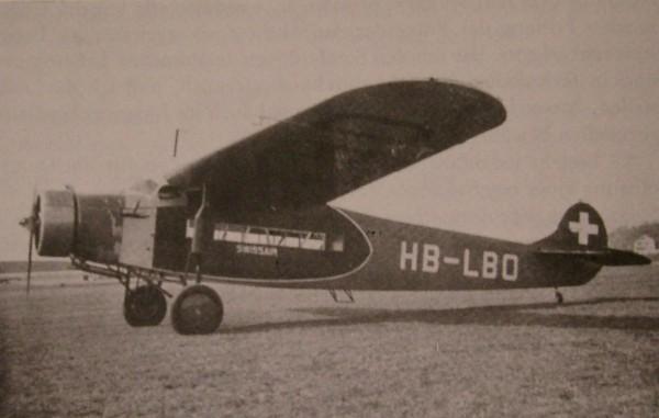 Fokker VII