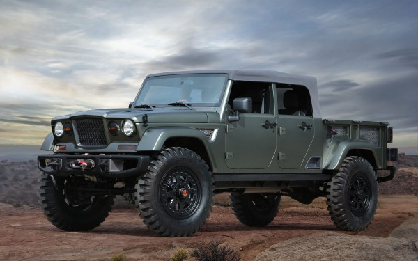Jeep Crew Chief 715 Concept (fot. motorauthority.com)